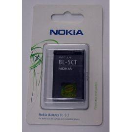 Batería Nokia BL-5CT, 3720c, 5220, 6303c, 6730c, C3-01 T&T, C5, C6-01.