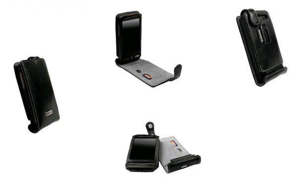 Funda Krusell HTC HD Mini Multidapt Negra
