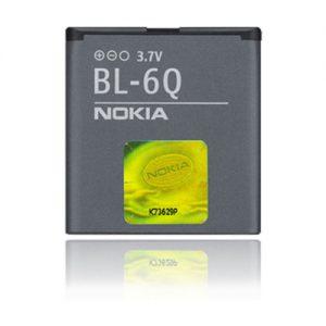 Batería Nokia BL-6Q, 6700c, 6700c Illuvial.