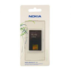 Batería Nokia BL-4U, 1000 mAh, Li-Ion, 3.7V