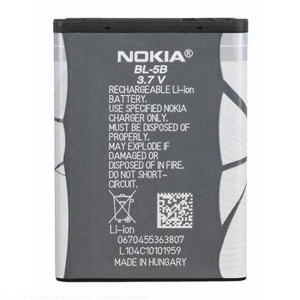 Batería original Nokia BL-5B
