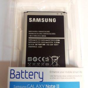 Batería Samsung Galaxy Note 2 N7100, Galaxy Note 2 LTE N7105
