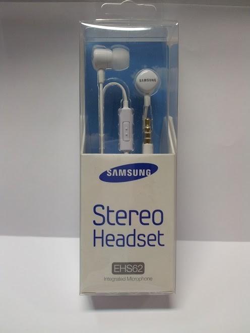 Auricular Stereo Samsung Blanco EHS62ASNW