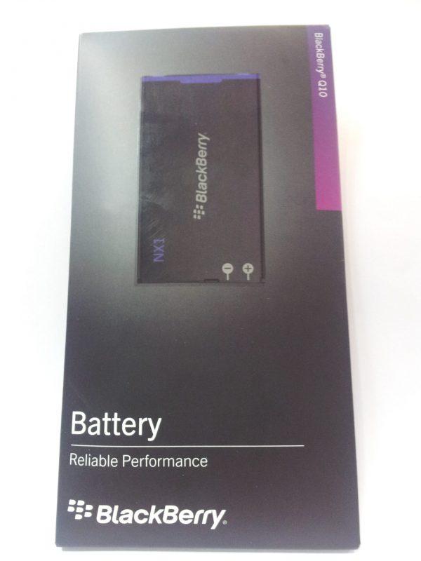 Batería Blackberry NX1 para Q10 original