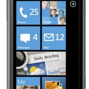 Samsung Omnia 7 GT-i8700 Negro