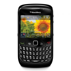 Blackberry Curve 8520 smarphone negra