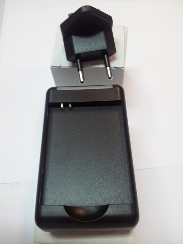 Base cargadora Samsung Galaxy Ace con batería original