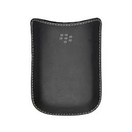 Funda Blackberry negra