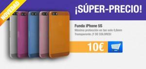 fundas para iphone 5s ultrafinas