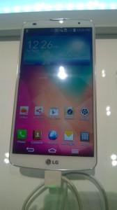 smartphone de LG