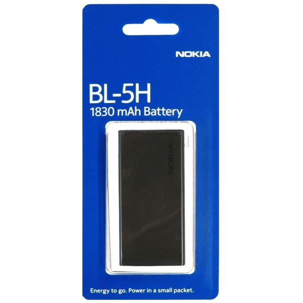 Batería Nokia BL-5H para Lumia 630 y 635