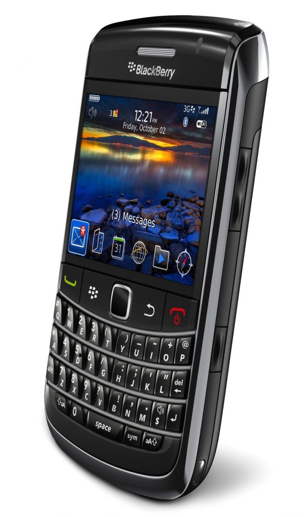 Blackberry Bold 9700 Chacoal