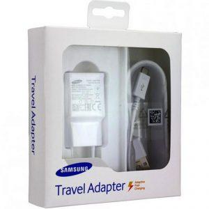 Cargador de red rápido Samsung EP-TA20EW Micro USB 2.0.