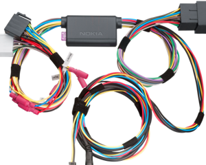 Cable ISO CA-160 original para manos libres Nokia CK-200.