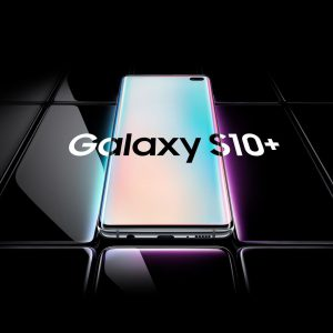 Samsung Galaxy S10+ 128 Gb Negro