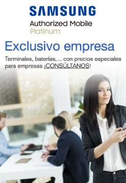 Terminales exclusivos de Samsung para empresas