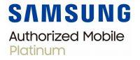 Tienda Samsung autorizada. Etiqueta Platinum